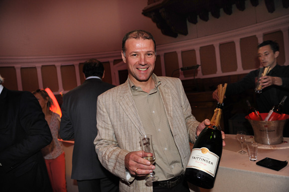 71. Guy Cartellier (Champagne Taittinger)