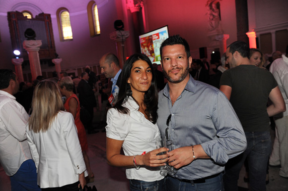 88. Sabrina Bozon et Guillaume Forget (Mairie d'Oullins)