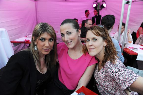 9. Patricia, Delphine et Severine