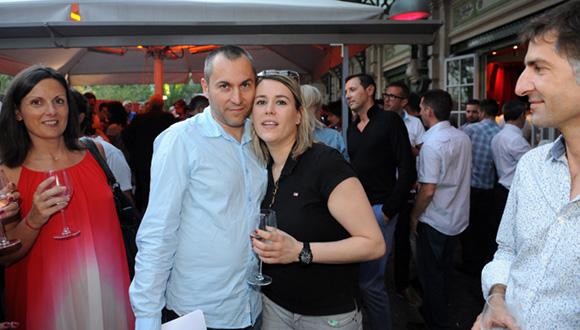9. Fabrice et Claire