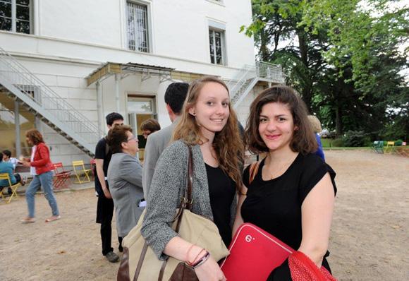 10. Amélie Meallier (Lyon III) et Magali Pino (ESCEM)