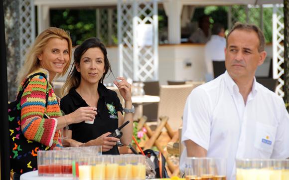 12. docteur Christine Dubost-Hocquart et Gaëlle Viegas