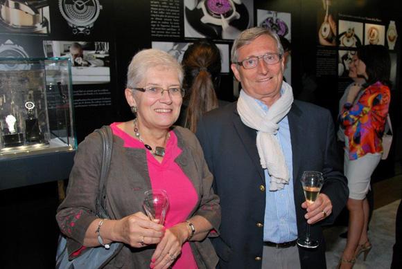 12. Geneviève et Olivier Dufour