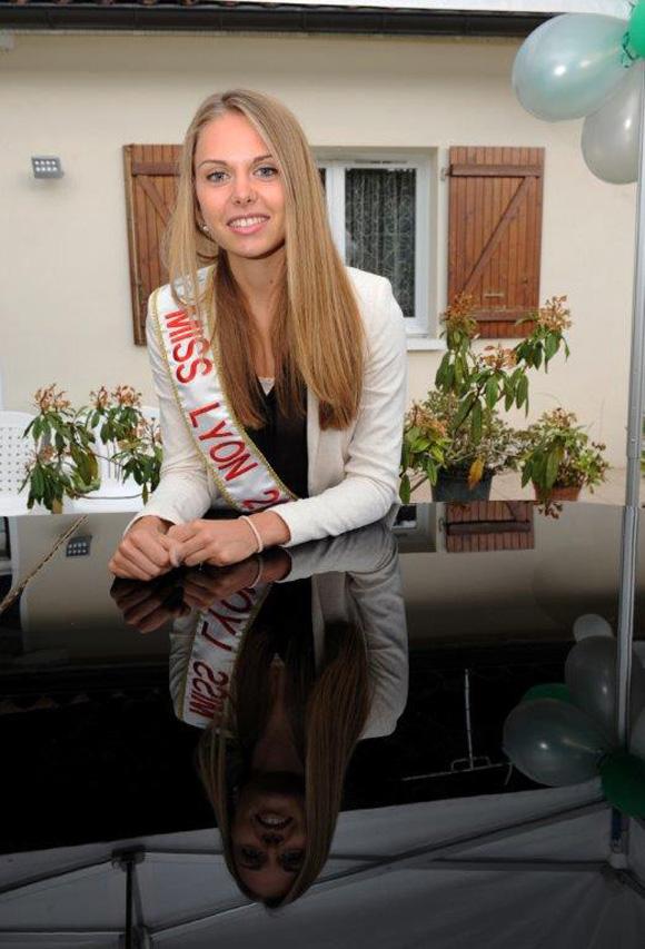 1. Célie Laporte, Miss Lyon 2013
