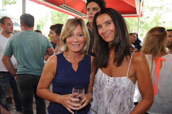 13. Patricia Dumas et Valérie Minjard