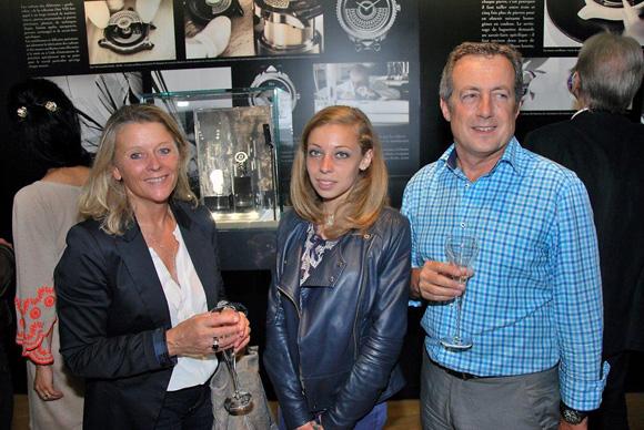 13. Chantal, Pauline et Hervé Gouttebaron