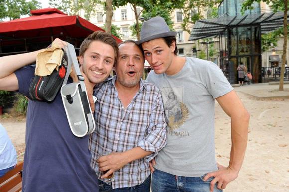 14. Axel Chabert, Olivier Farissier et Anthony