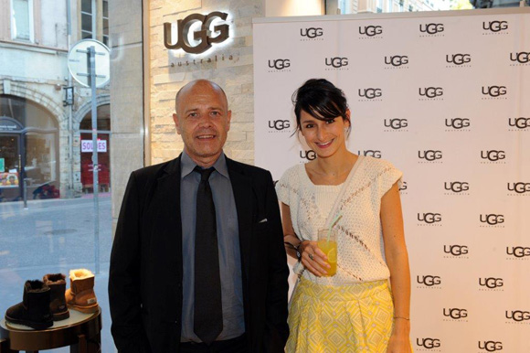 UGG sortie d'usine à Melbourne.