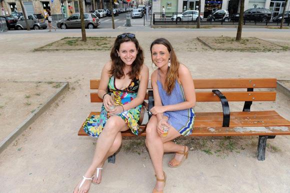 15. Aude Laroyenne et Pauline Martin