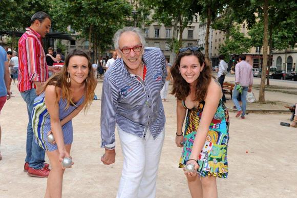 16. Pauline Martin, Albert dray et Aude Laroyenne