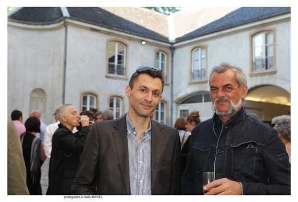 17. Arnaud Chaussin (Résonance Intérieur) et Giulio Ridolfo (Morozo)