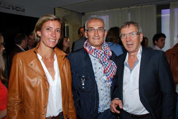 19. Gaëlle Bonnet, Philippe Gauthier (Accountis) et Bruno Perrin (Maison Passion)
