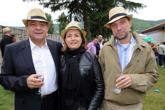 21. Michel Jovanovic (TJBAT), Maître Marie-Joseph Laurent (Brumm) et Maître Dominique Joly (Cabinet Dominique Joly)