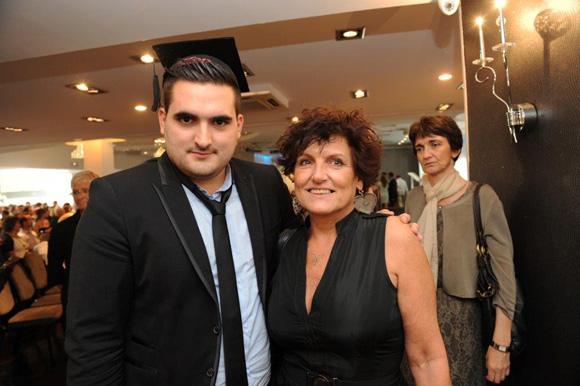 21. Victor Verdier et sa mère Maguelone