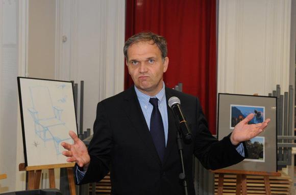 Municipales Ouliins 2014. François-Noël Buffet réélu dès le premier tour