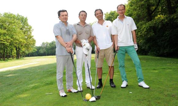 21. Franck Dietsch, Frédéric Dietsch, Yves Hannebelle et Renaud Seiller