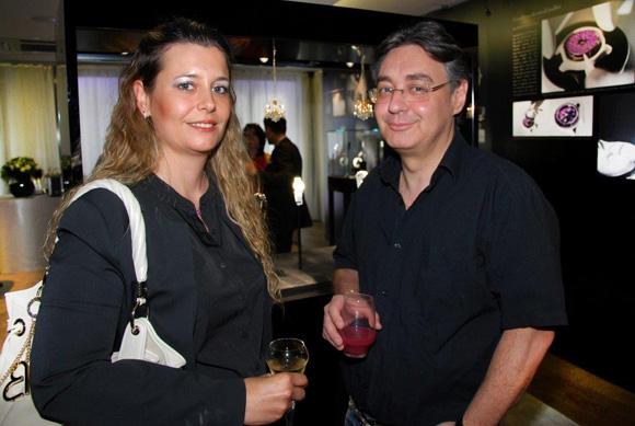 2. Amélie Pastorek (Amélie Conseils & Créations) et Philippe Telouk