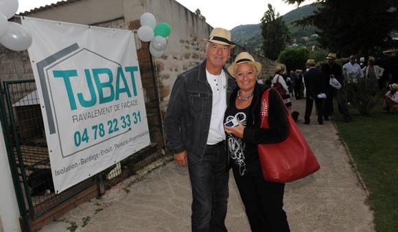 2. Slobodan Joksimovic et son épouse Michèle