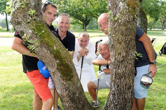 23. Romain Valery, Régis Murillon, Joseph Viola, Fabrice Volle et Iwan Ponsonnet