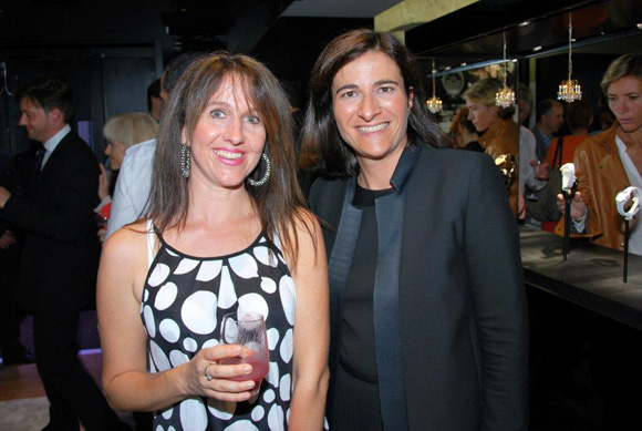 23. Karine Benefice et Elise Daligault