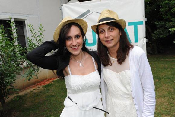 23. Céline Magalhaes et Sonia Rocco (TJBAT)
