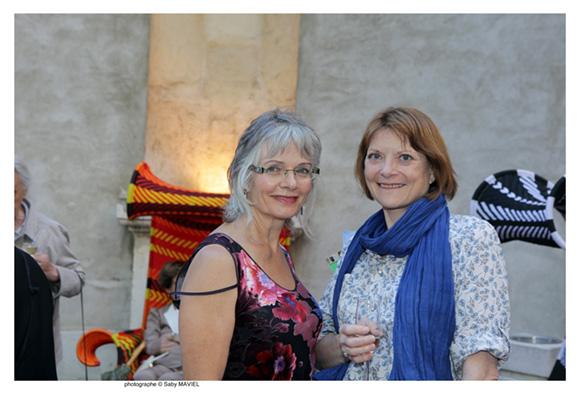 25. Danielle Pichot et Florence Hardy (Mairie de Villeurbanne)