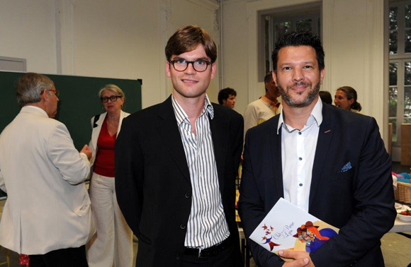 26. Thibaut Astier et Guillaume Forget (Mairie d'Oullins)