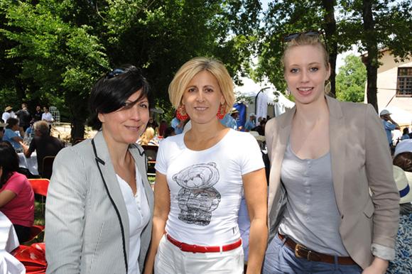 27. Christelle Poirier, Dany Morsilli et Léa Humbert (La Sphère des Possibles)