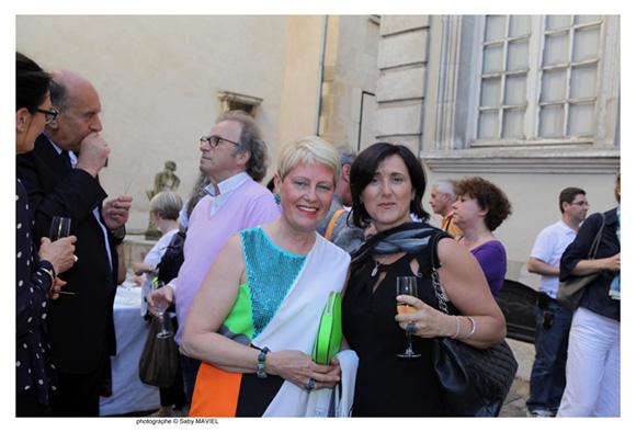 27. Patricia Descaillot (Boutique Toscane) et Loredana Di Pasquale (Rubili)