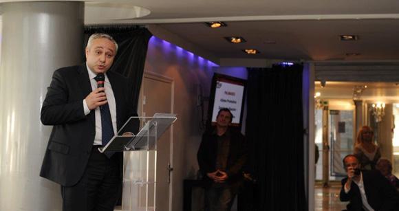 27. Serge Le Strat, DG de l'Efap