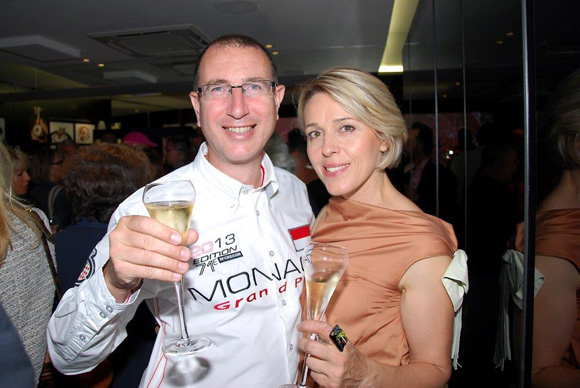 27. Didier Lavroff (Lavroff Organisation) et Sylvie Arsac