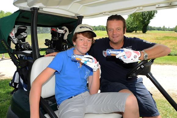 30. Charles et son père Benoit Offroy (Easy Glove)