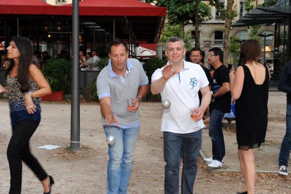 31. Bruno Bluntzer et Laurent Bouvier