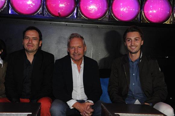 32. Pierre Chambon, Marc et Axel Chabert (First)