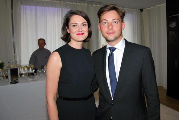 3. Caroline Cordier (Dior) et Albin Allais