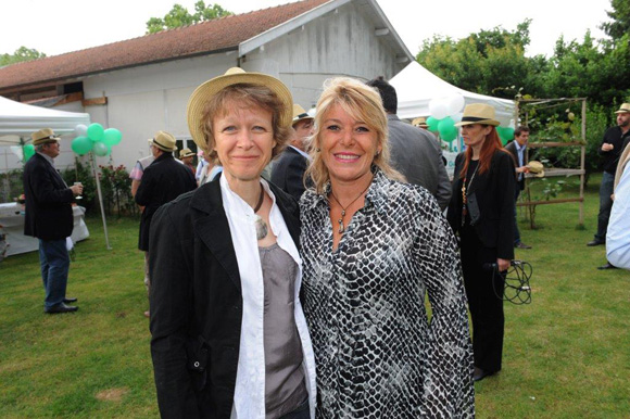 3. Christine Boehm et Béatrice Sartini (Air France)