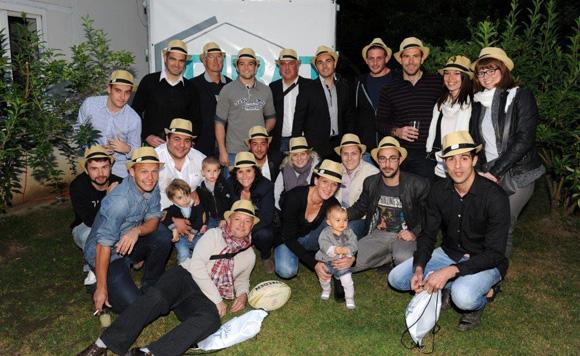 33. L'équipe de rugby