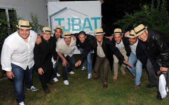 34. L'équipe TJBAT
