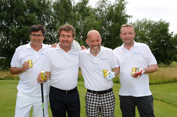 35. Fabrice Hoolbecq, Hervé Bal, Nicolas Trompille et Loïc Cosnefroy