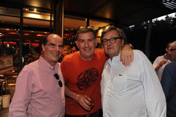 35. Gerald Chamming's, Nico et André Safar