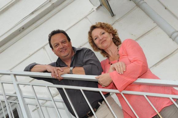 3. Jean-Michel Boucher et Odile Michel (CitéCréation)