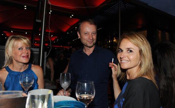 36. Catherine Condamin, Marco et Marie-Pierre Michaux