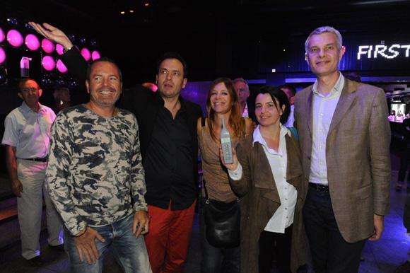 38. Paulo, Pierre Chambon, Sandrine Frih, Céline Faurie-Gauthier et Jérôme Malaski