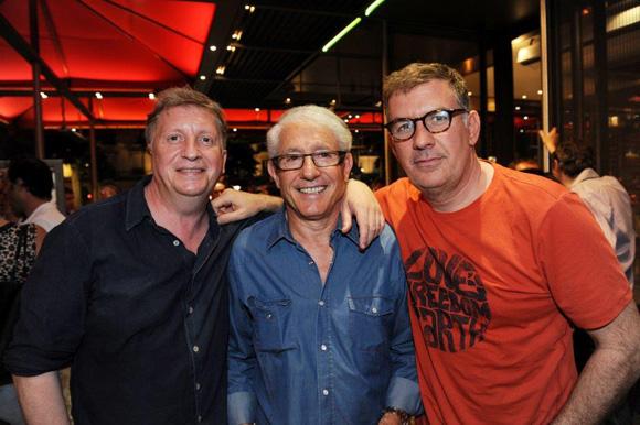 40. Michel Lopez, Elie Cunat et Nico