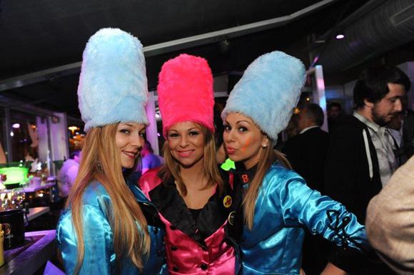 41. Les pom-pom Girls de l'Apériklub