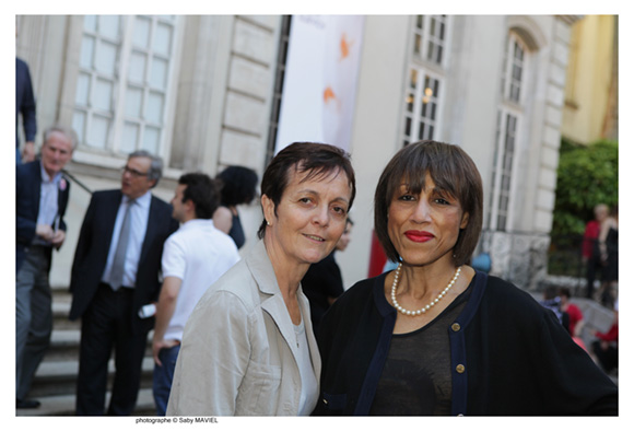 43. Marie-Hélène Bali (Esmod) et Renée Valet-Huguet (Passerelles)