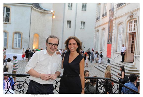 48. Damien Voutay, expert Art Contemporain et Laurence Lagrange, expert en assurance