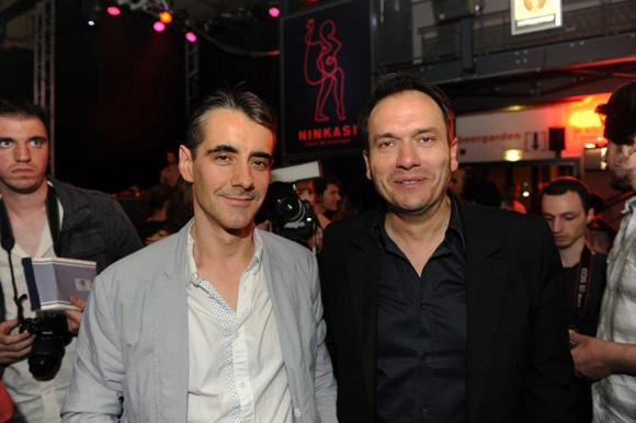 50. Le président et le vice-président de L'Umih Rhône nuit