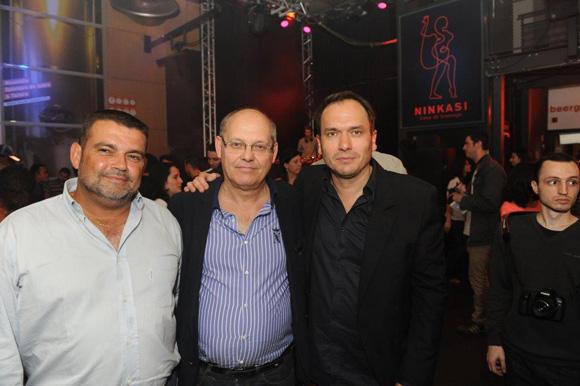51. Jacques Chomentowski (UMIH 67 & National), Laurent Lutse (UMIH) et Pierre Chambon
