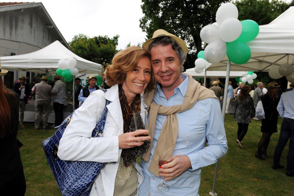 5. Valérie Savio (Air France) et Dominique Guilluy (Renault)